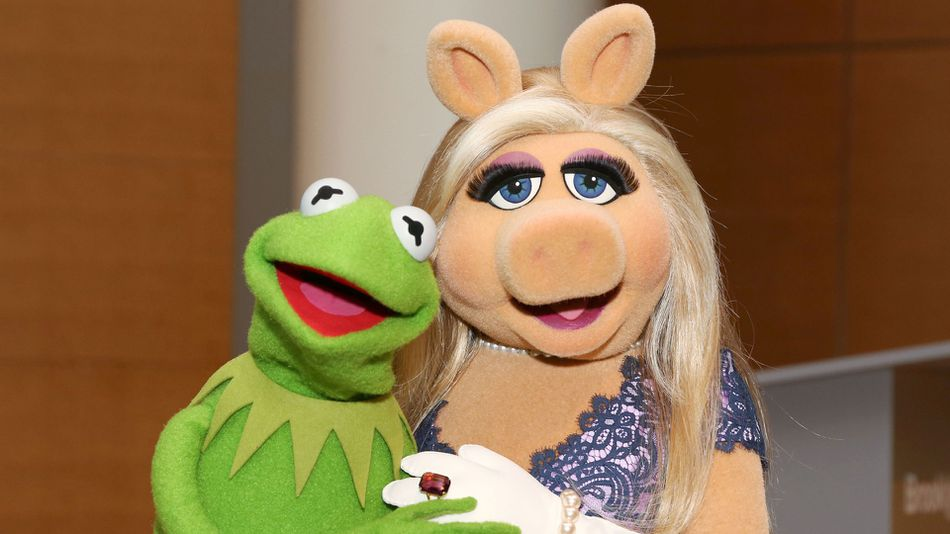 Kermit & Miss Piggy