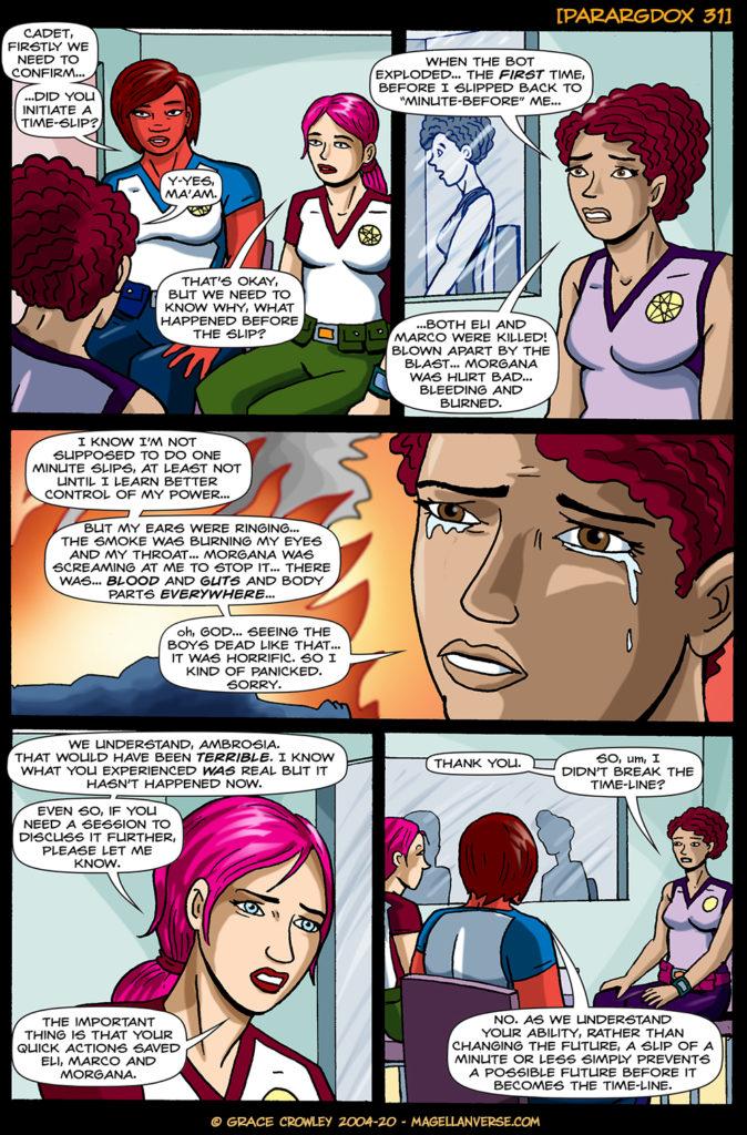 PaRARGdox #31