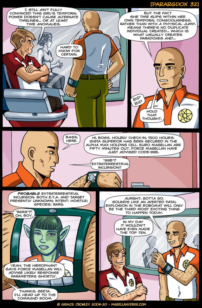 PaRARGdox #32