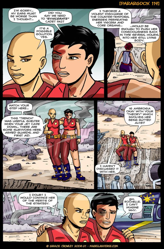 PaRARGdox #119