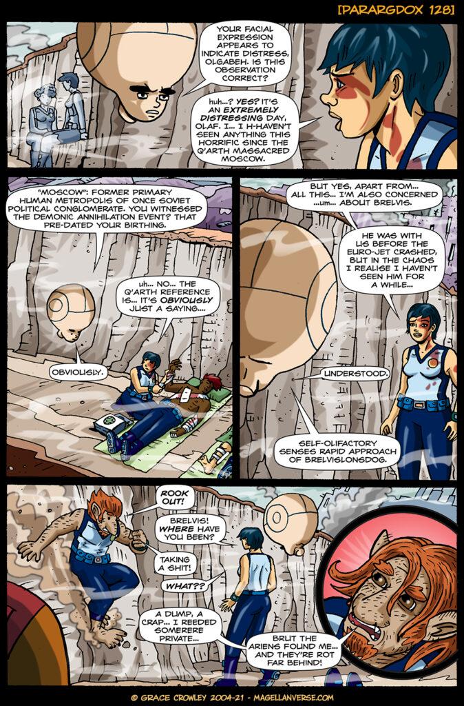 PaRARGdox #128